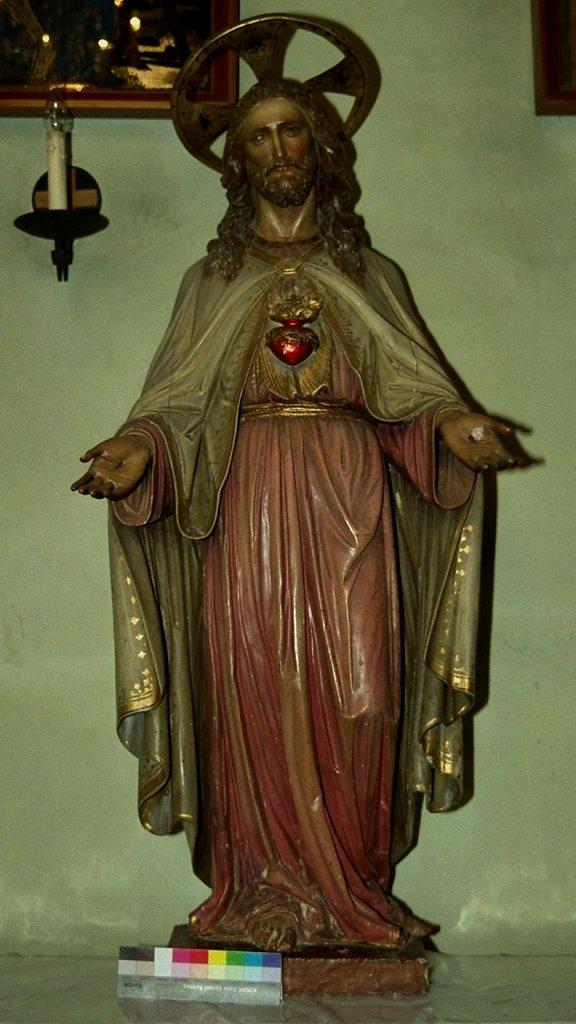 Herz-Jesu Statue